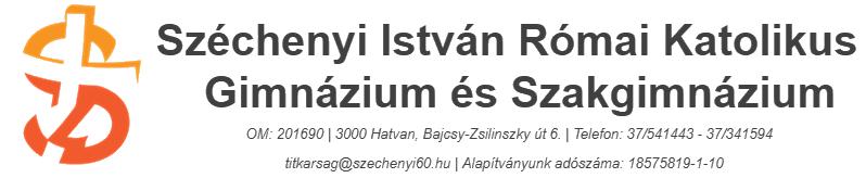Széchenyi István Római Katolikus Gimnázium és Szakgimnázium