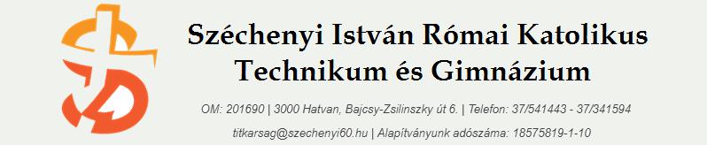 Széchenyi István Római Katolikus Technikum és Gimnázium